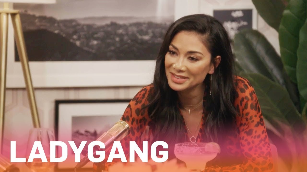 Nicole Scherzinger & Will.i.am Making Music Together? | LadyGang | E! 3
