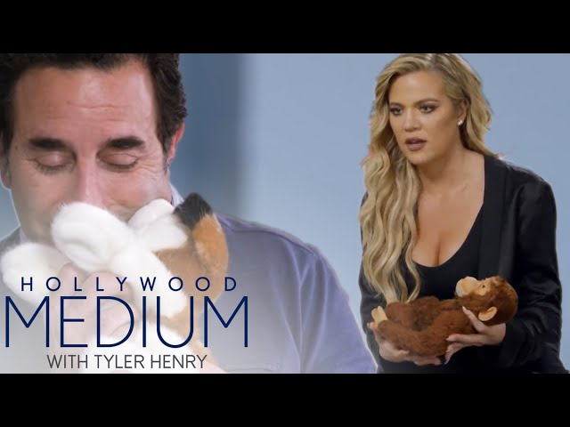 Celebrities Receive Messages From Late Parents | Hollywood Medium | E! 1