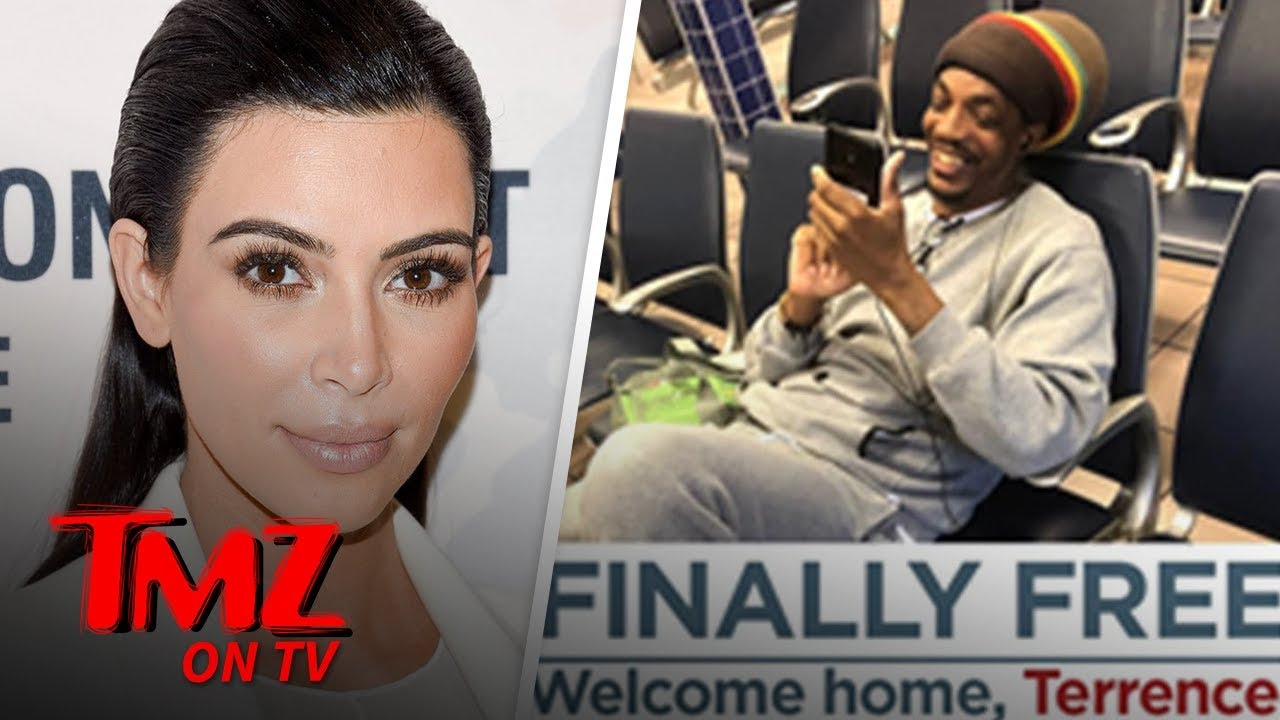 Kim Kardashian Sought Out By Inmates To Help Them Get Out Of Prison | TMZ TV 4