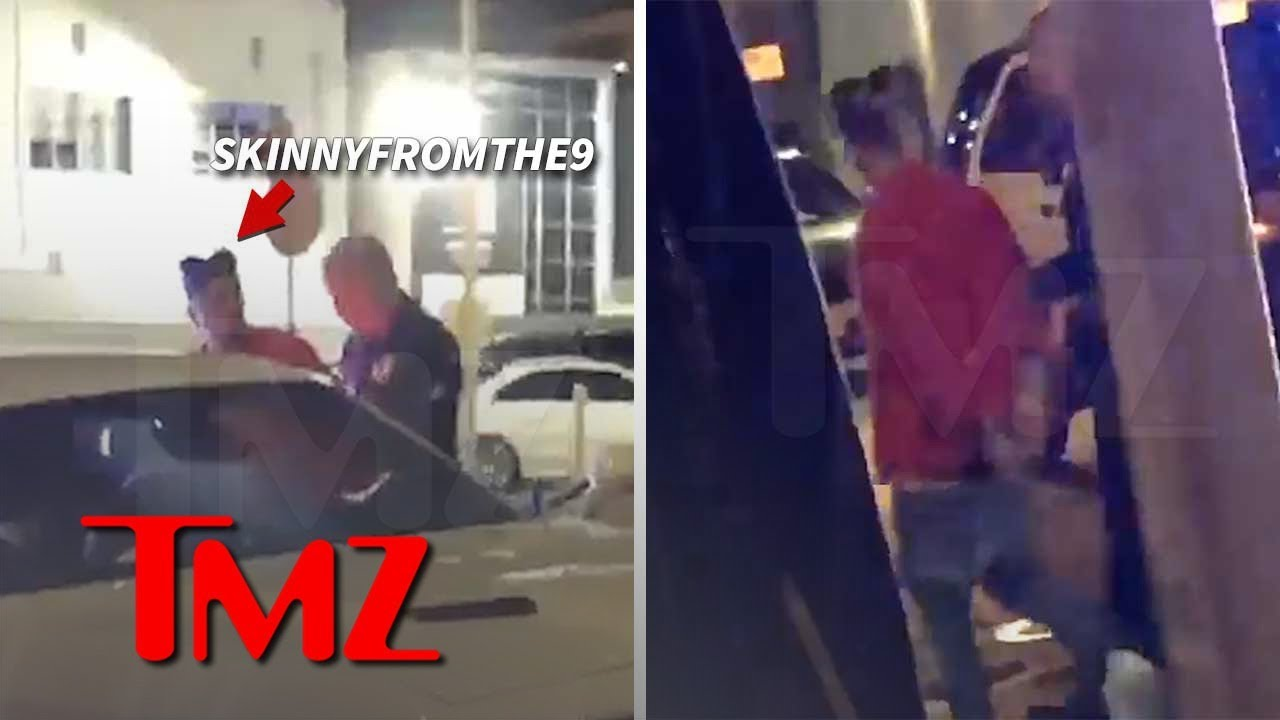 Snake Attacks Unsuspecting Man's Face! | TMZ TV 2