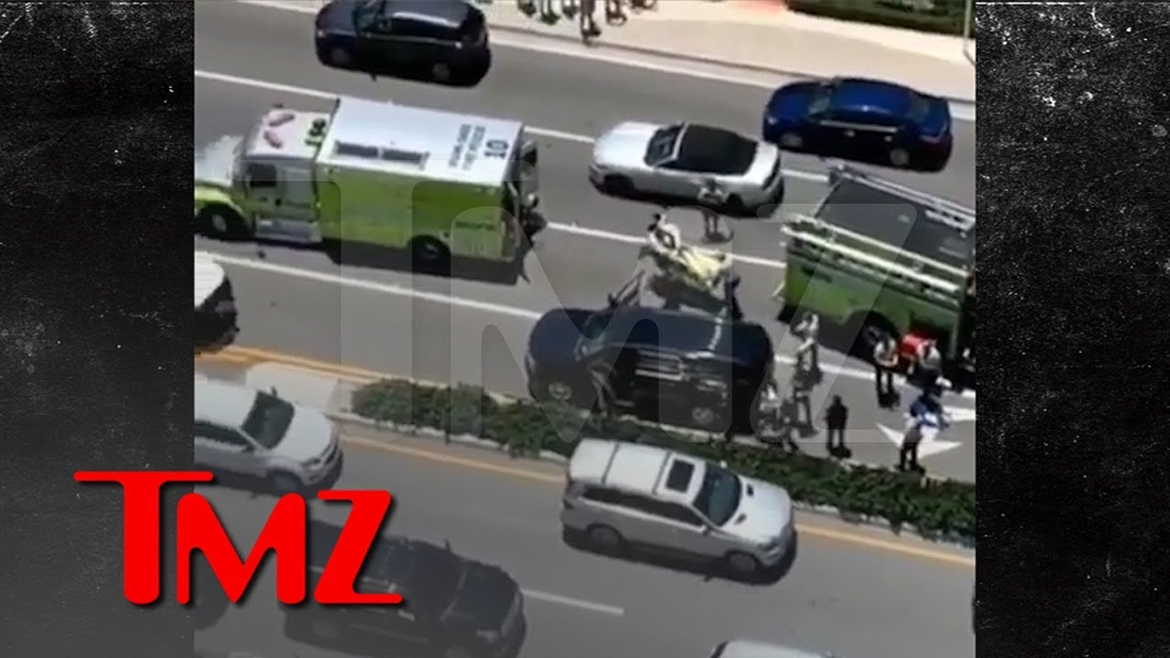 NBA YoungBoy & Crew Reportedly Shot at Near Trump Beach Resort | TMZ 5