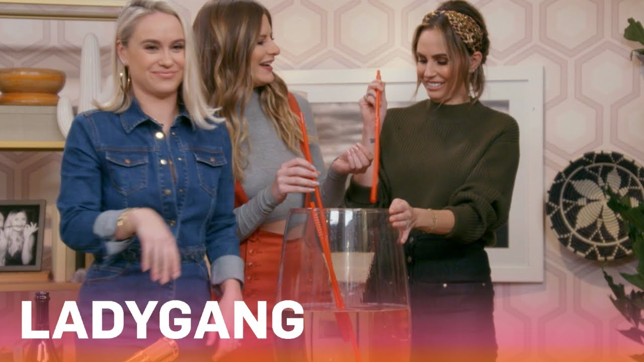 "Kaitlyn Bristowe Spins the ""Wheel of Cheap Wine"" 
