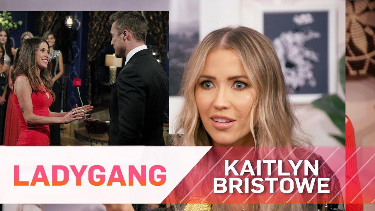 "Kaitlyn Bristowe Spills Serious ""Bachelor"" Tea | LadyGang | E! 2"