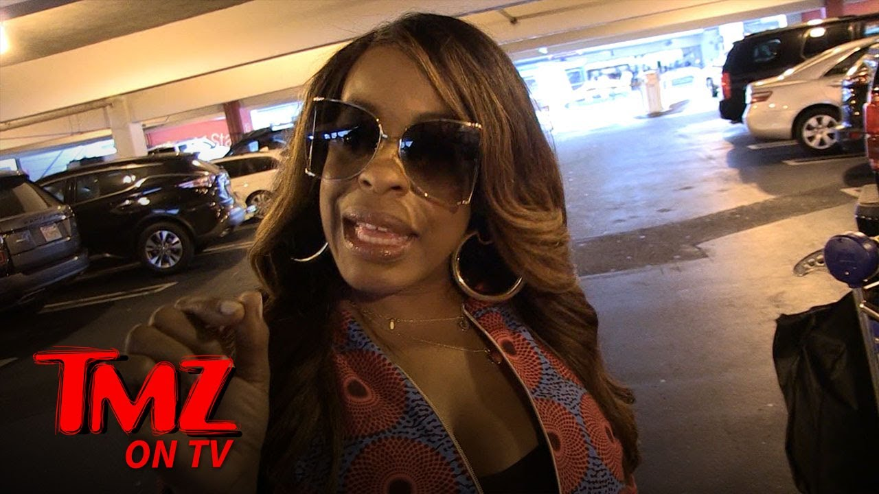 Niecy Nash Says Men Need To Take Better Care Of Their Bodies | TMZ TV 3