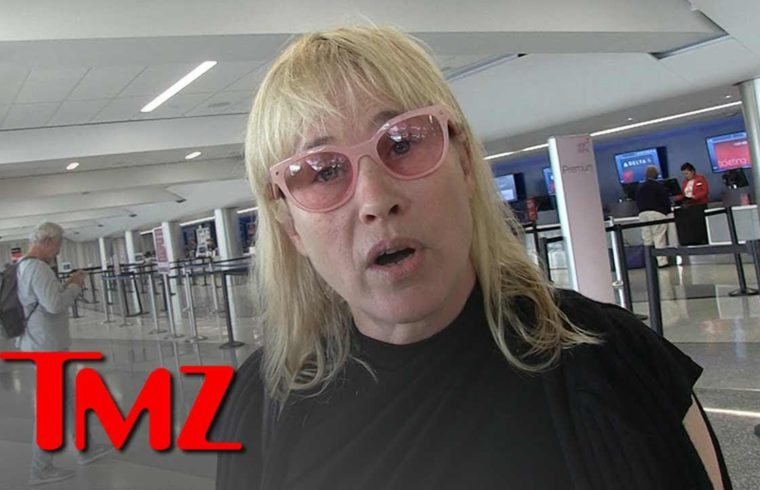 Patricia Arquette Says Only GOP Should Suffer Milano's Sex Strike | TMZ 1