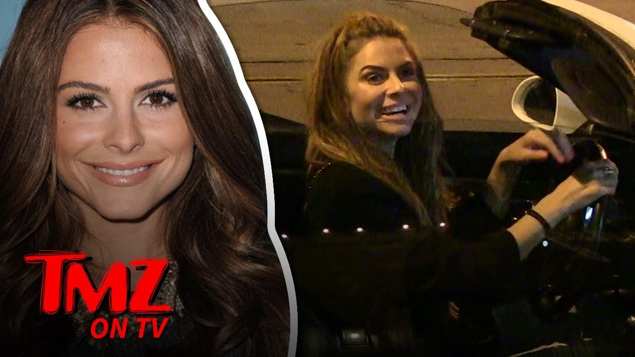 Maria Menounos Says You Should Wash Your Legs In The Shower | TMZ TV 3