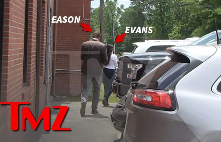 Jenelle Evans and David Eason in Court with Children in CPS Case   TMZ 1