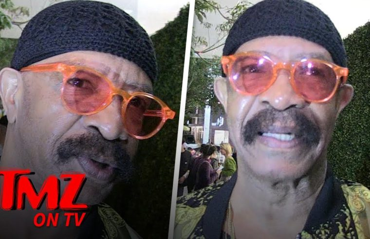 Drake's Dad Reveals His Secret Celebrity Crush | TMZ TV 1