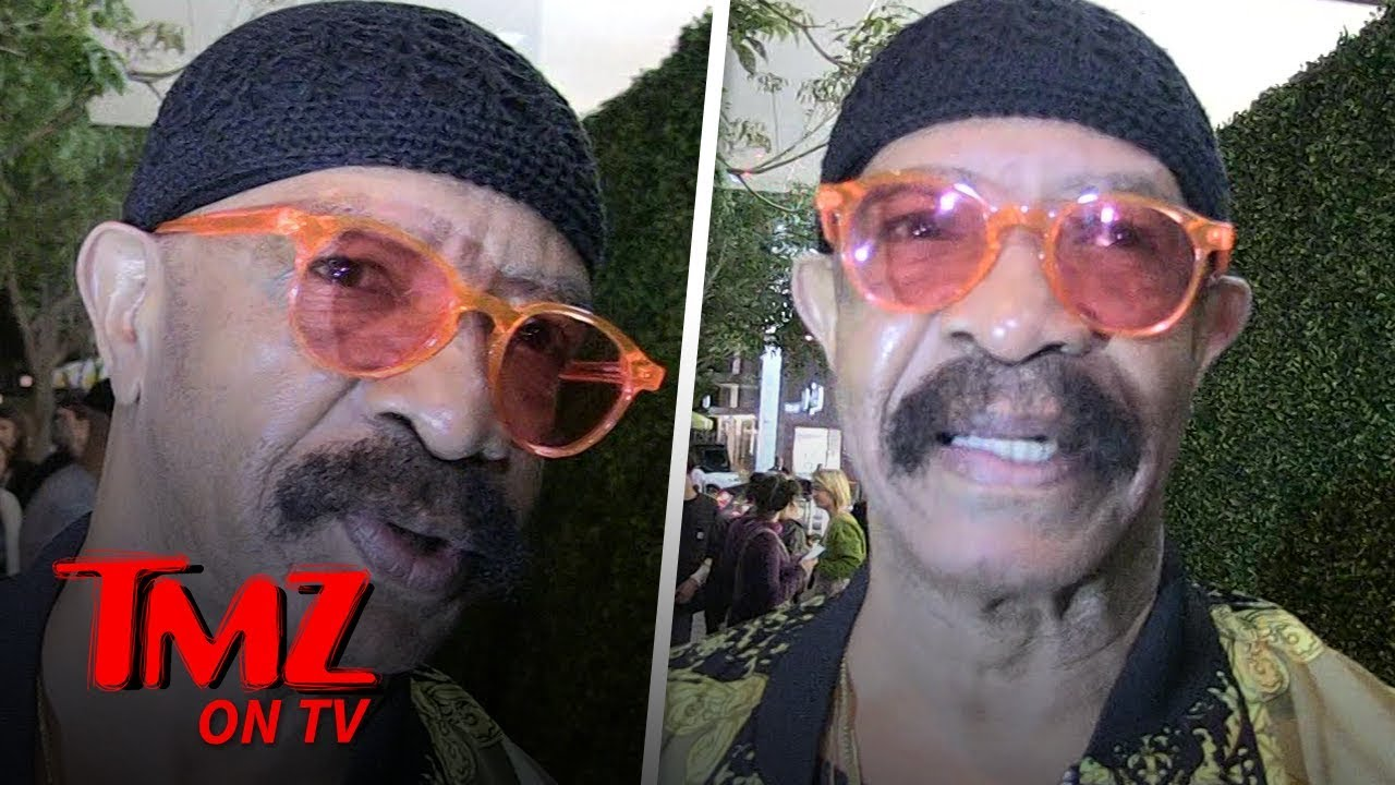 Drake's Dad Reveals His Secret Celebrity Crush | TMZ TV 5