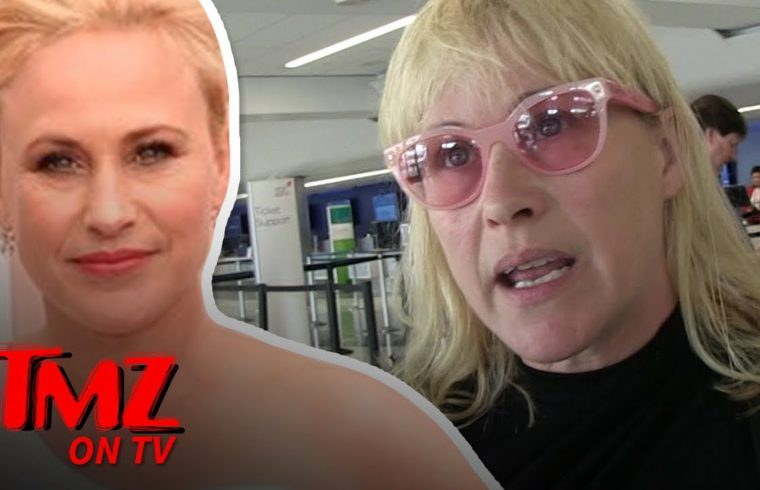 Patricia Arquette Speaks On Alabama's Abortion Law | TMZ TV 1