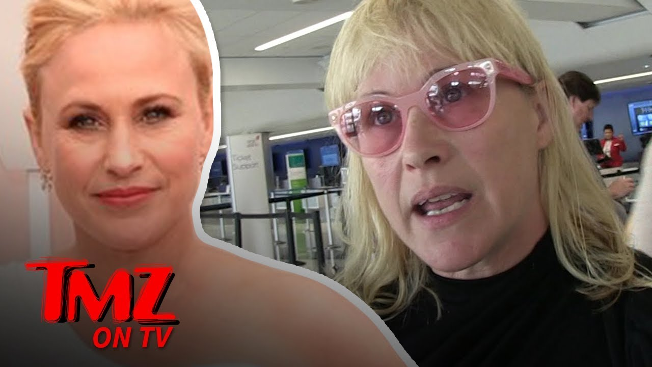 Patricia Arquette Speaks On Alabama's Abortion Law | TMZ TV 5