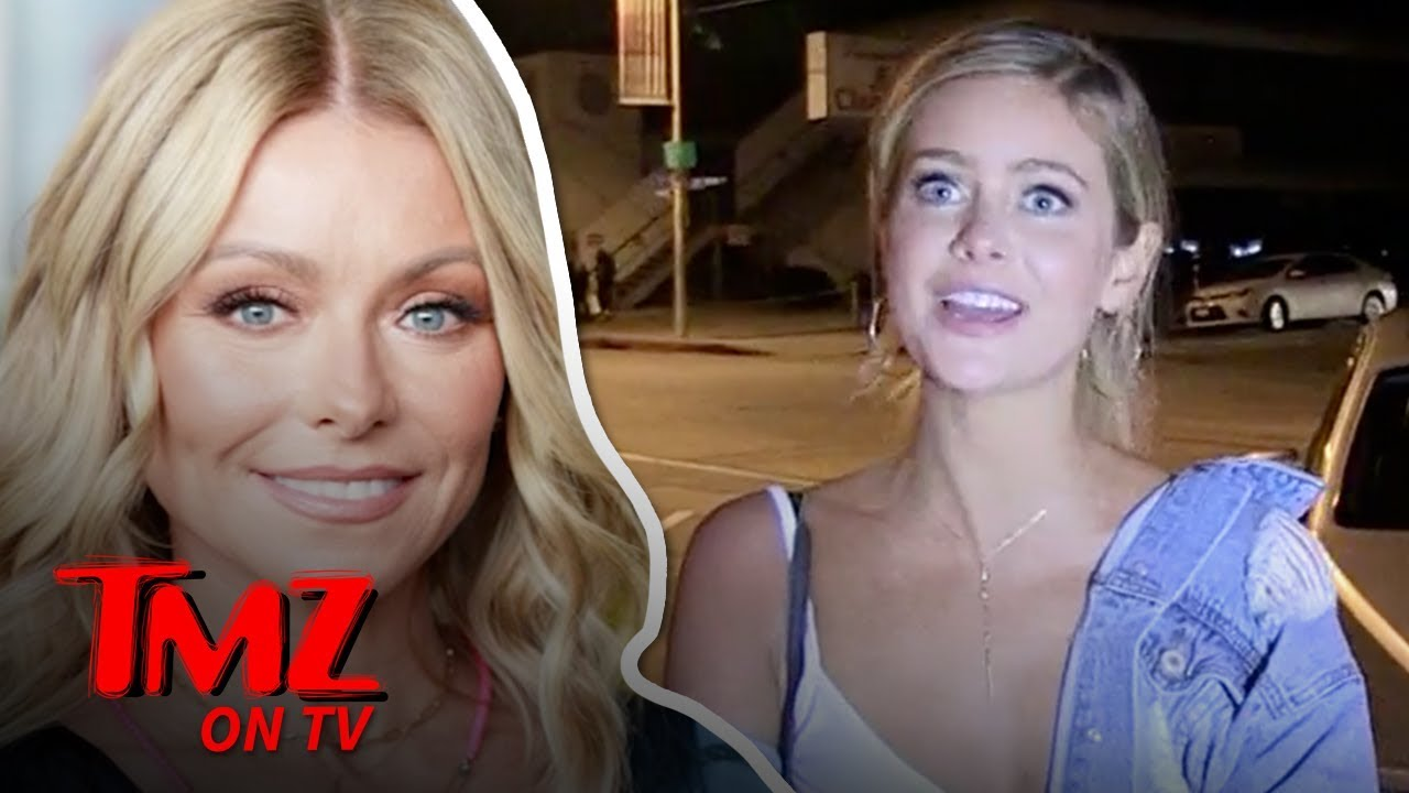 'Bachelor' Finalist Hannah G Claps Back at Kelly Ripa! | TMZ TV 3