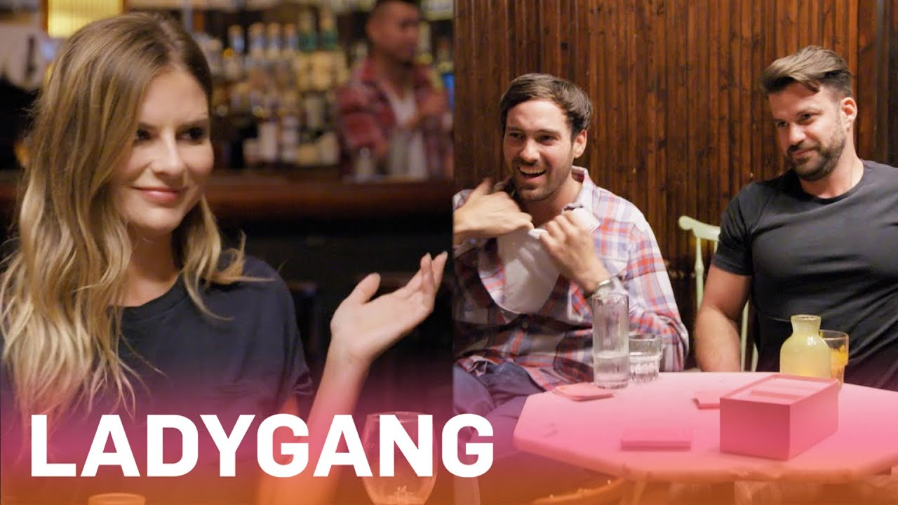 Jac Vanek Discusses Deal Breakers With Guy Friends | LadyGang | E! 1