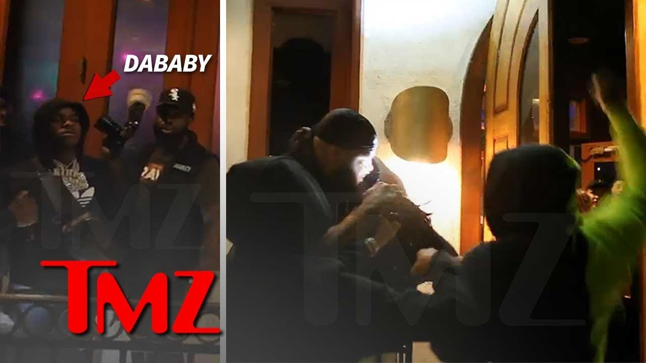 DaBaby's Posse Allegedly Attacked Fan Who Wanted a Pic | TMZ 2