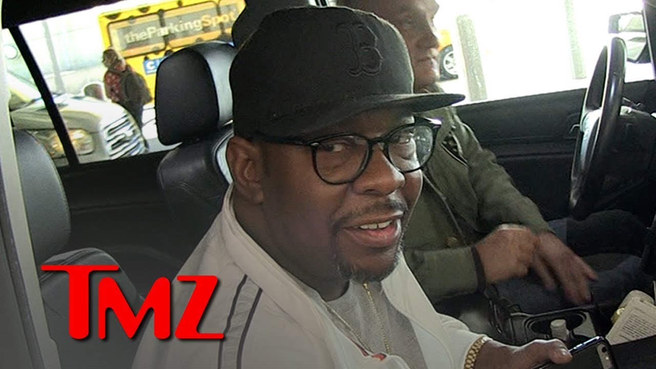Bobby Brown Isn't Mad at Chris Rock Anymore Over Whitney Joke | TMZ 1