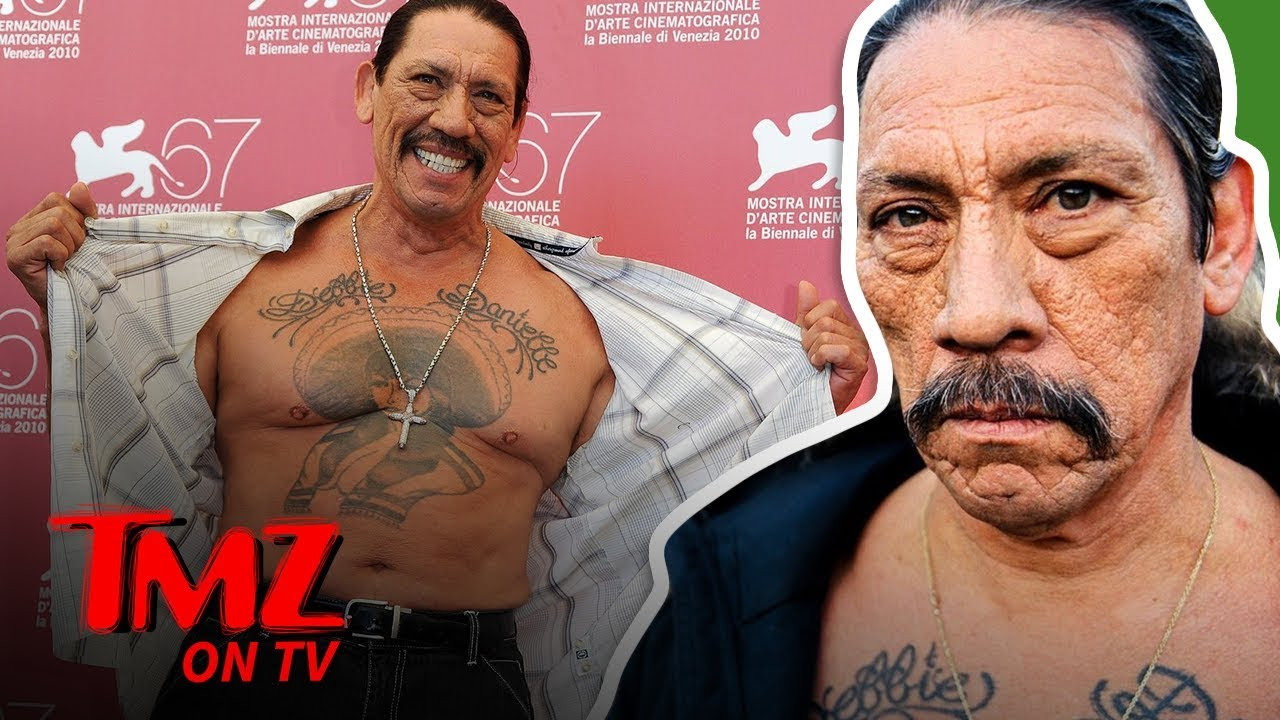 Danny Trejo Turned 75 And Is Now Living His Best Life | TMZ TV 5