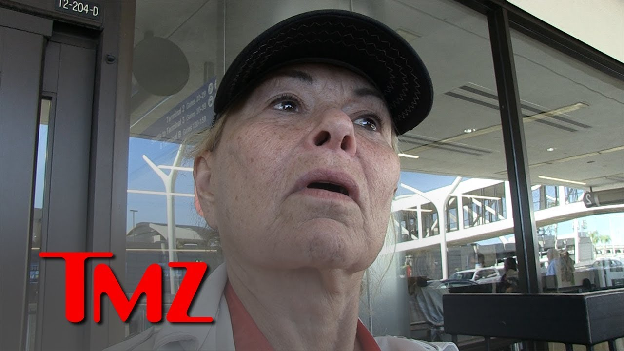 Roseanne Says She Avoids More Twitter Trouble with Backup Troll Accounts | TMZ 2