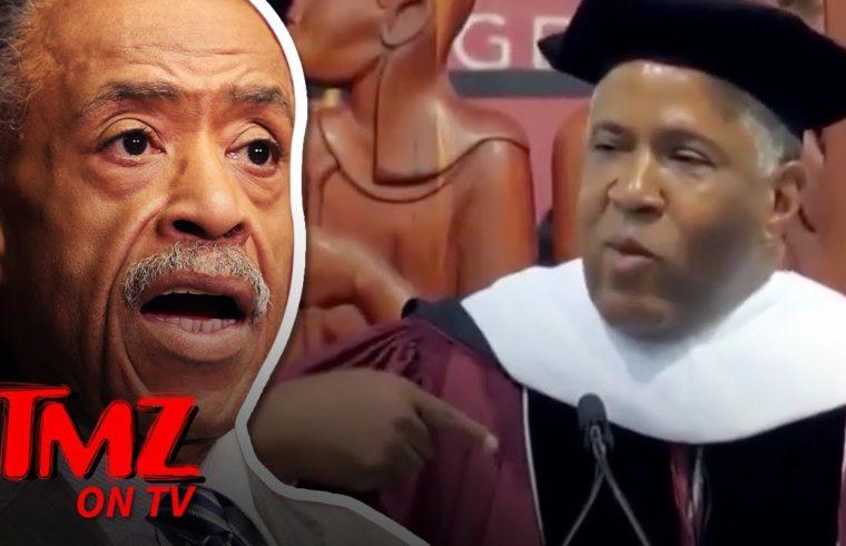 Rev. Al Sharpton Applauds Morehouse Gift, Shades Trump | TMZ TV 1