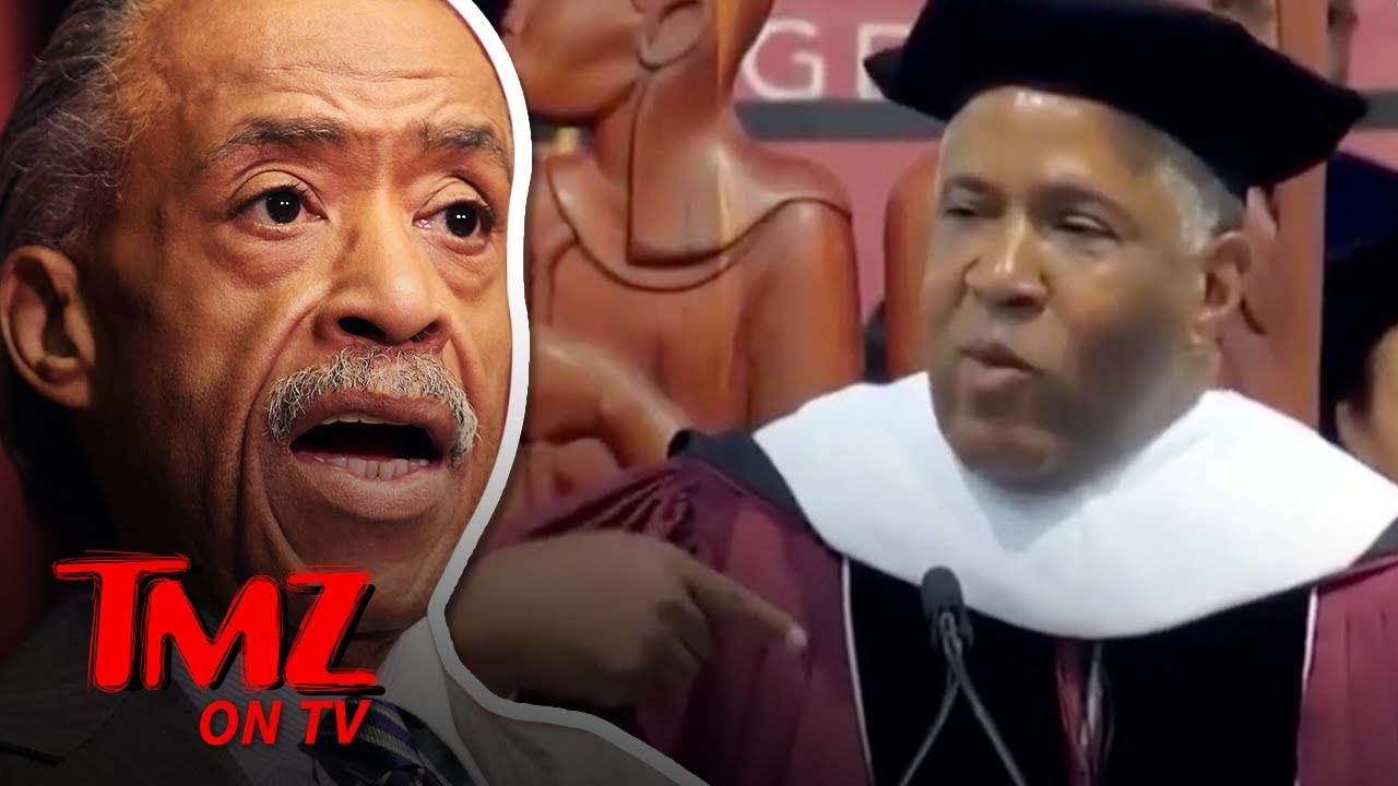 Rev. Al Sharpton Applauds Morehouse Gift, Shades Trump | TMZ TV 4