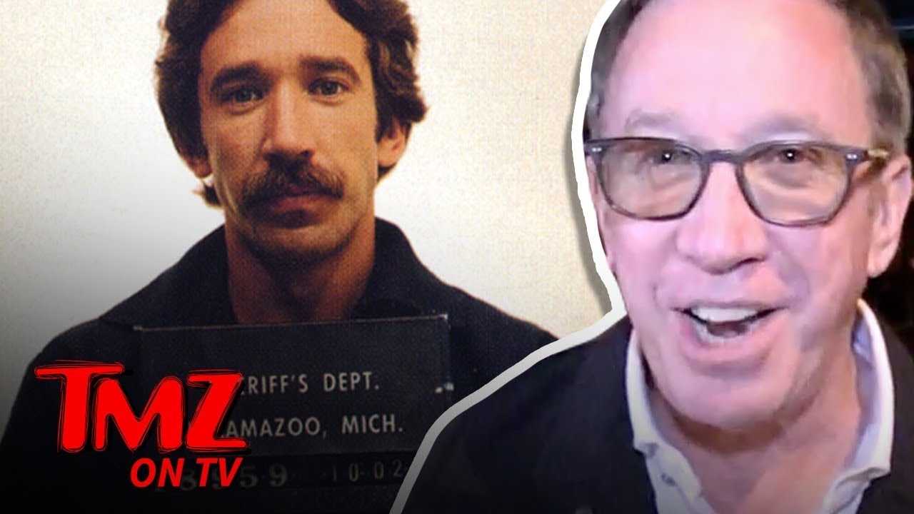 Tim Allen Comments On Colorado Legalizing Mushrooms! | TMZ TV 3