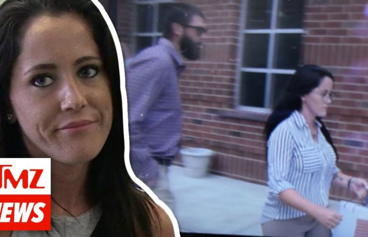 Jenelle Evans and David Eason Back in Court Fighting to Get Their Kids | TMZ NEWSROOM TODAY 1