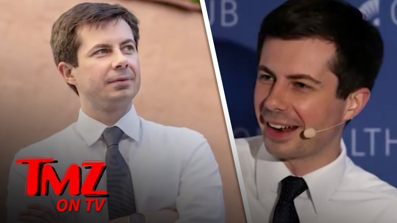 Mayor Pete Buttigieg Talks Best Care Package for Soldiers | TMZ TV 1