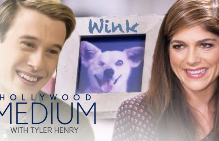 Tyler Henry Reconnects Stars With Their Late Pets | Hollywood Medium with Tyler Henry | E! 1