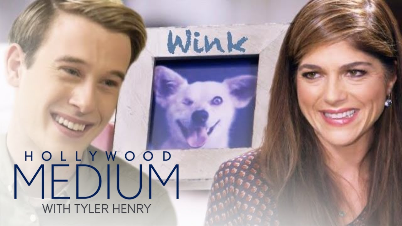 Tyler Henry Reconnects Stars With Their Late Pets | Hollywood Medium with Tyler Henry | E! 3