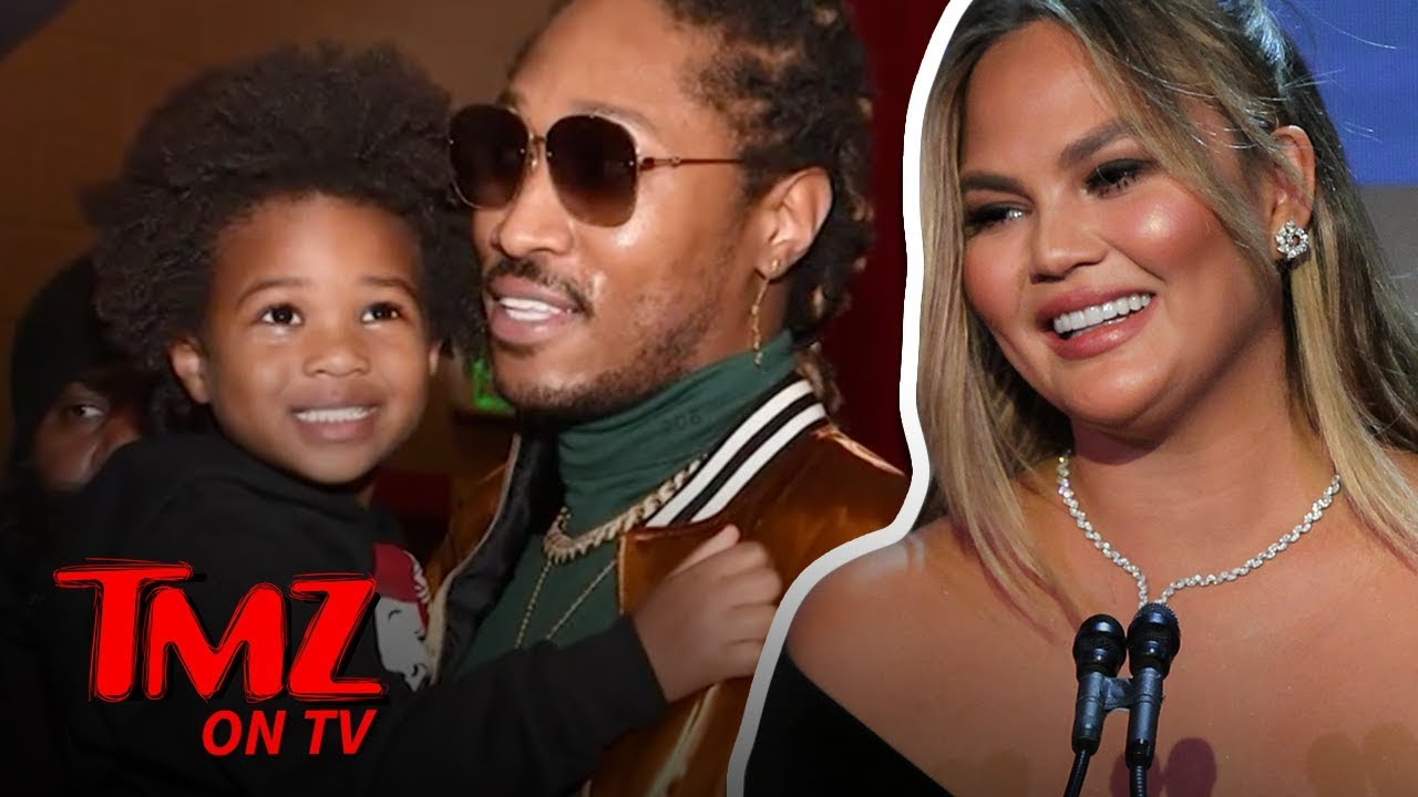 Chrissy Teigen's Kids Destroy Everything! | TMZ TV 3