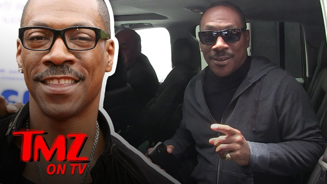Eddie Murphy Down For Casting Real Africans For 'Coming To America' Sequel | TMZ TV 2