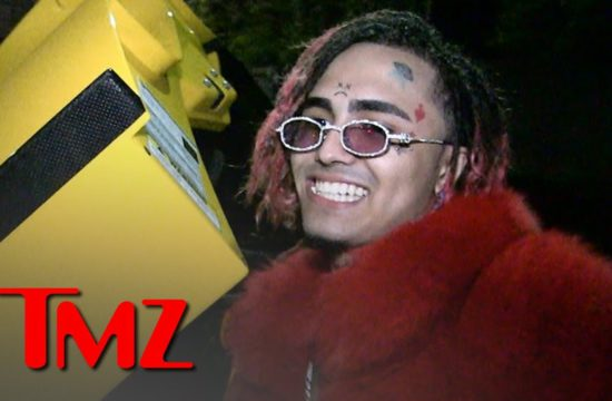 Lil Pump Says He Won't Stop Smoking at Gas Stations, You've Been Warned | TMZ 27