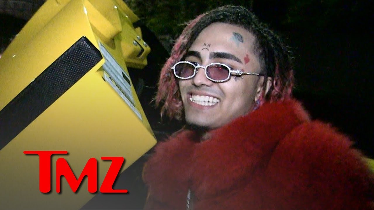 Lil Pump Says He Won't Stop Smoking at Gas Stations, You've Been Warned | TMZ 3