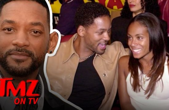 Will Smith Would Trade Career For 3 Wishes | TMZ TV 14