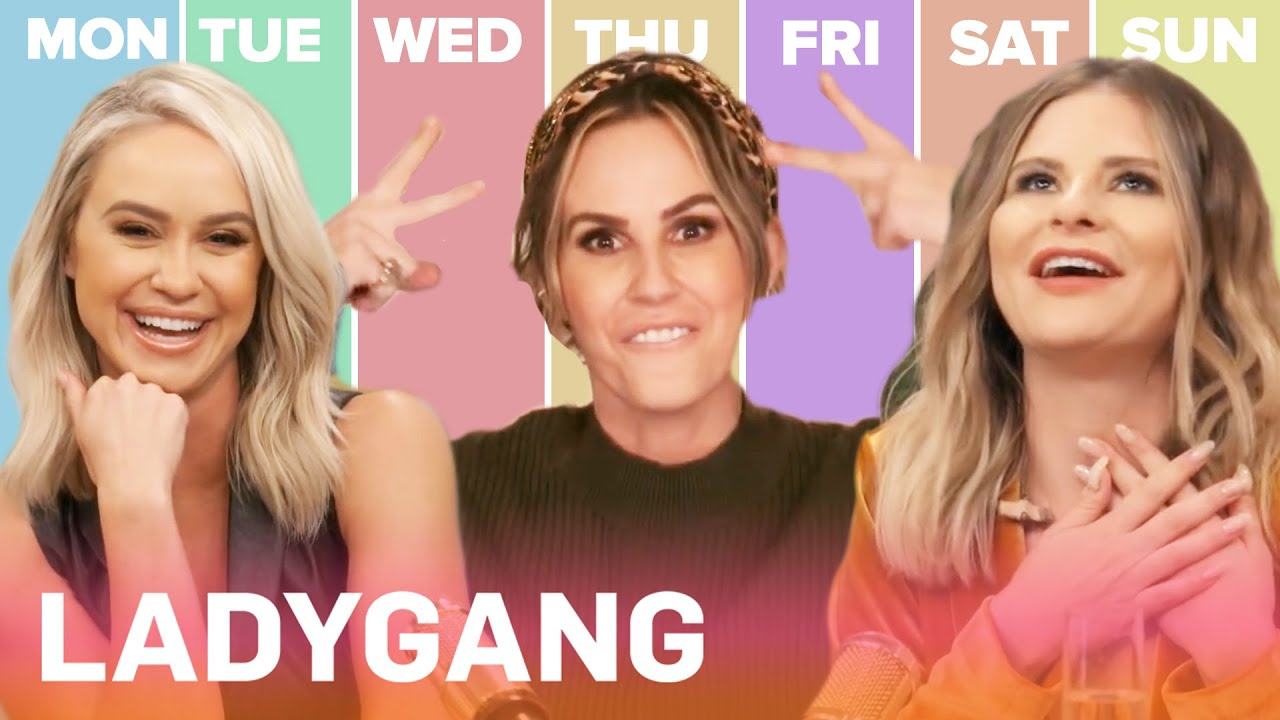 "How To Have a Fun Week According To ""LadyGang"" 