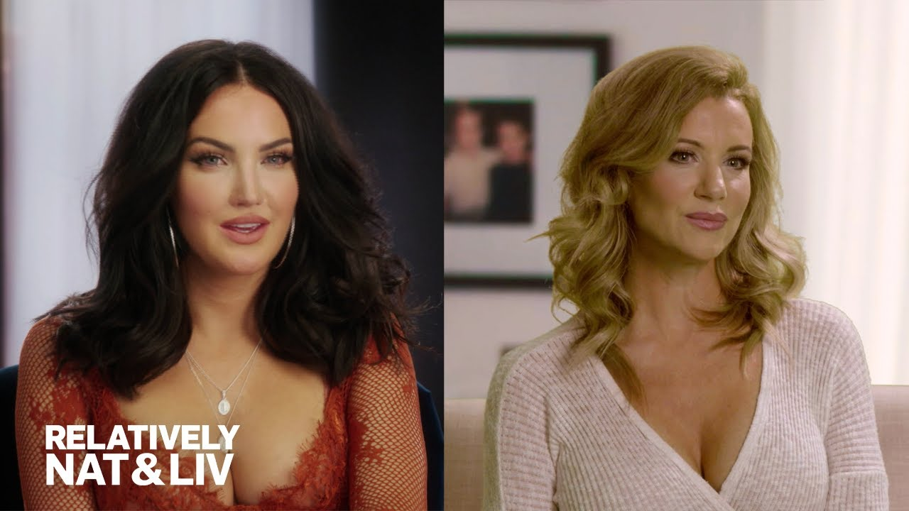 Meet Natalie Halcro's Black-Sheep Sister Stephanie | Relatively Nat & Liv | E! 2
