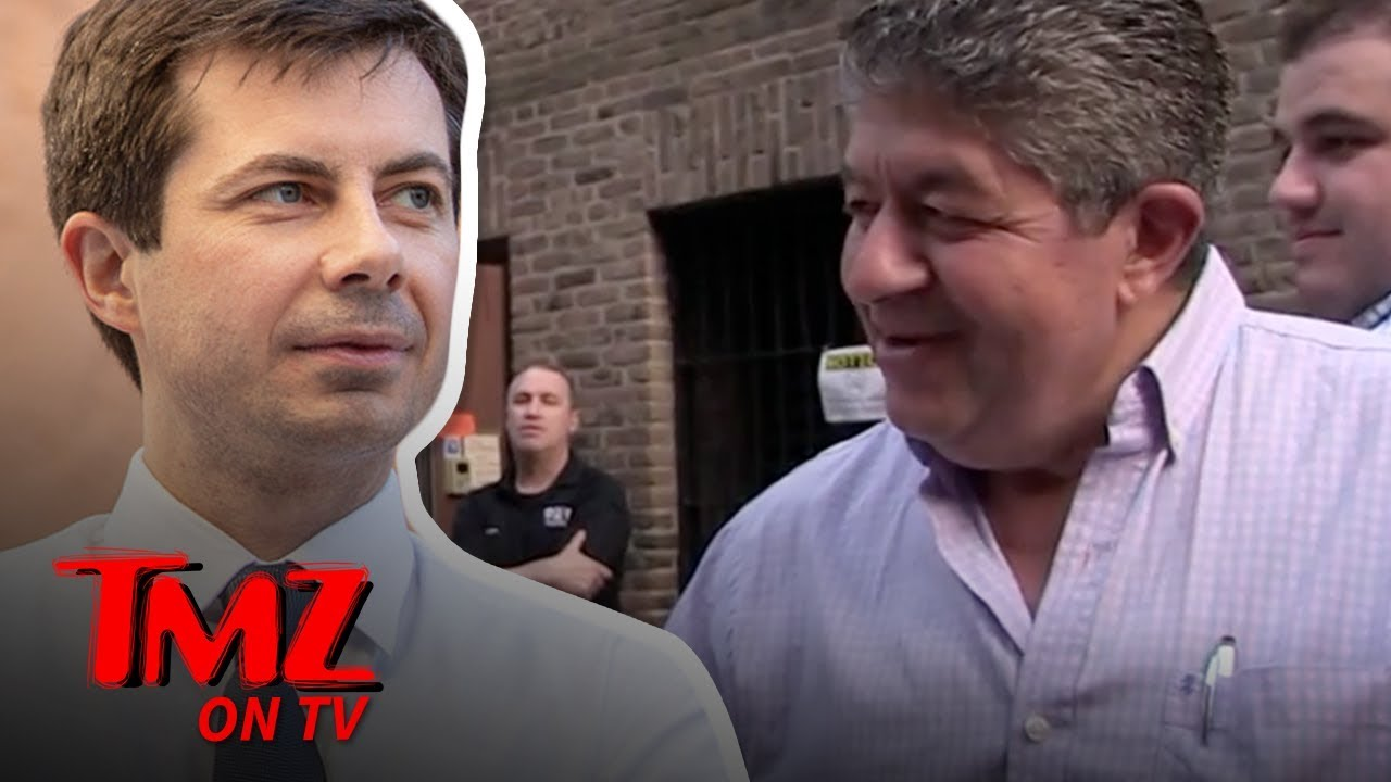 Mayor Pete Is Very Very Smart | TMZ TV 3