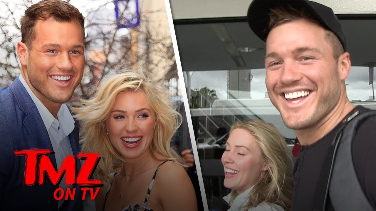 Colton Underwood Still Going Strong Despite Losing Virginity | TMZ TV 1