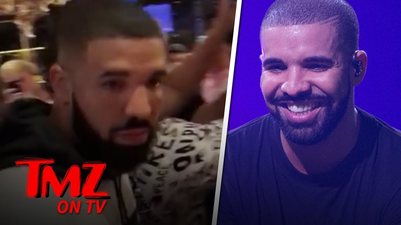 Drake Gets Catcalled In The Bahamas! | TMZ TV 4