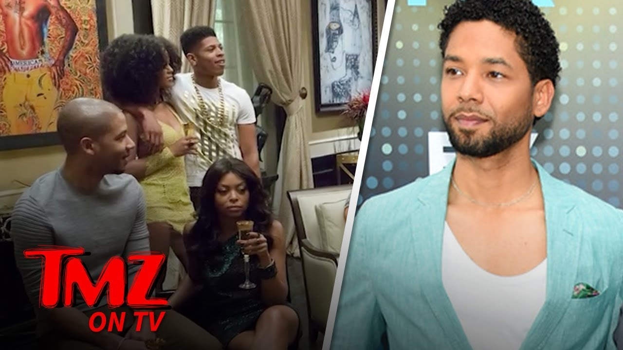 Empire Renewed For Season 6 But Jussie Smollett Won't Return | TMZ TV 3