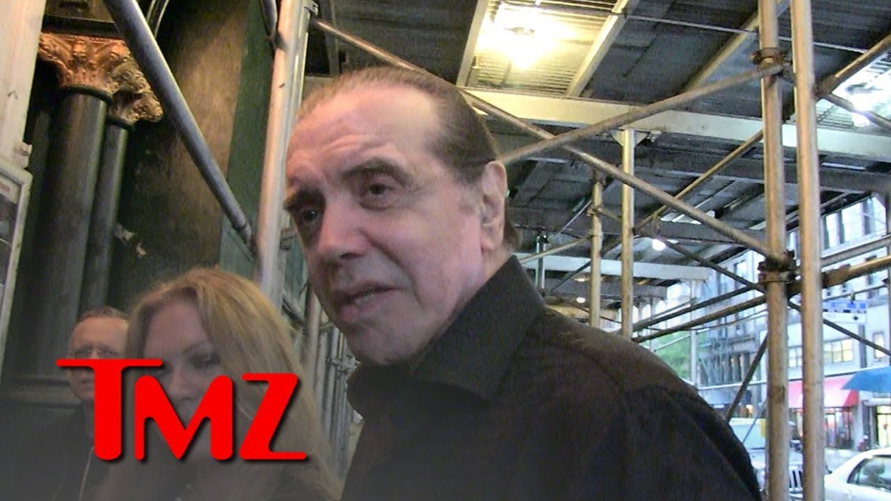 Chazz Palminteri Tells TMZ He Was Happy To Have Worked With Carmine Caridi | TMZ 1
