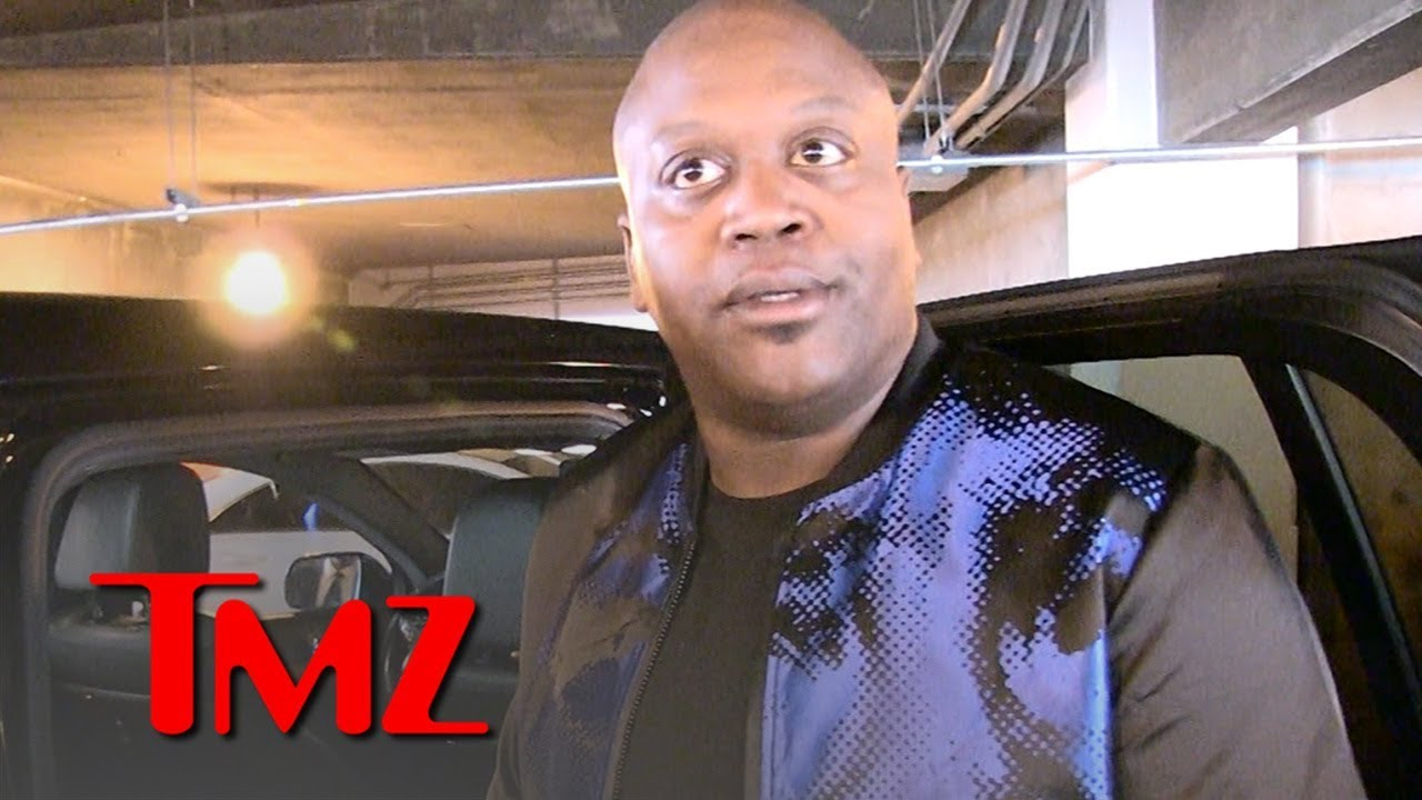 'Kimmy Schmidt' Star Tituss Burgess Backs Netflix Stance Against GA Abortion Law | TMZ 2