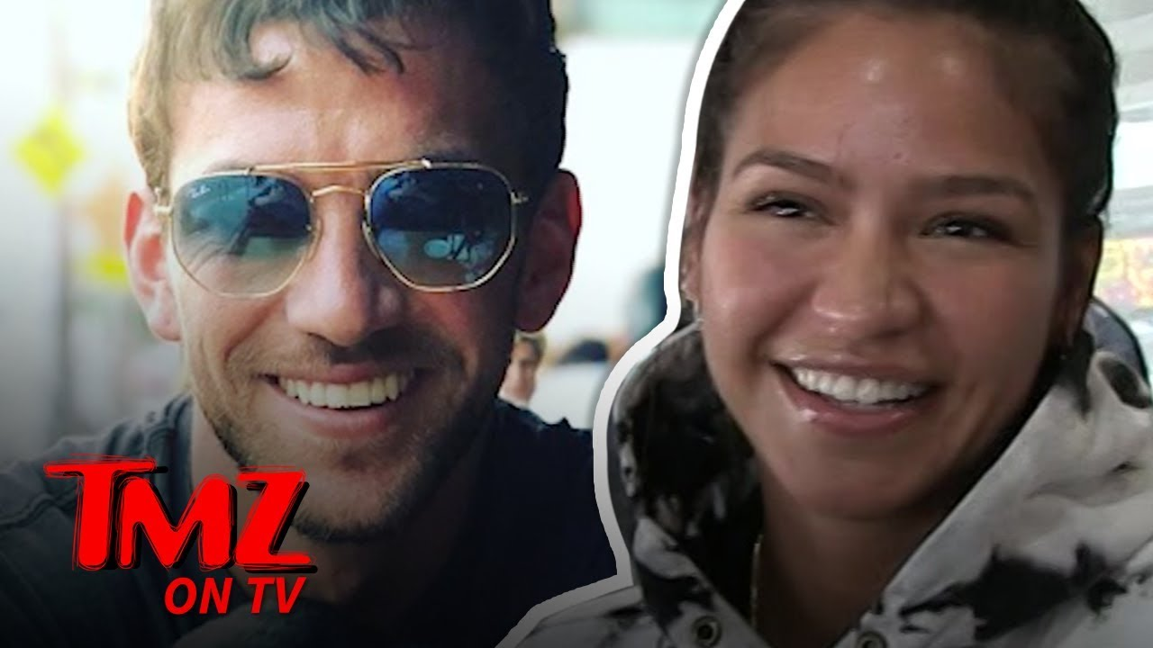 Cassie Dating Her Trainer That Diddy Hired For Her | TMZ TV 4