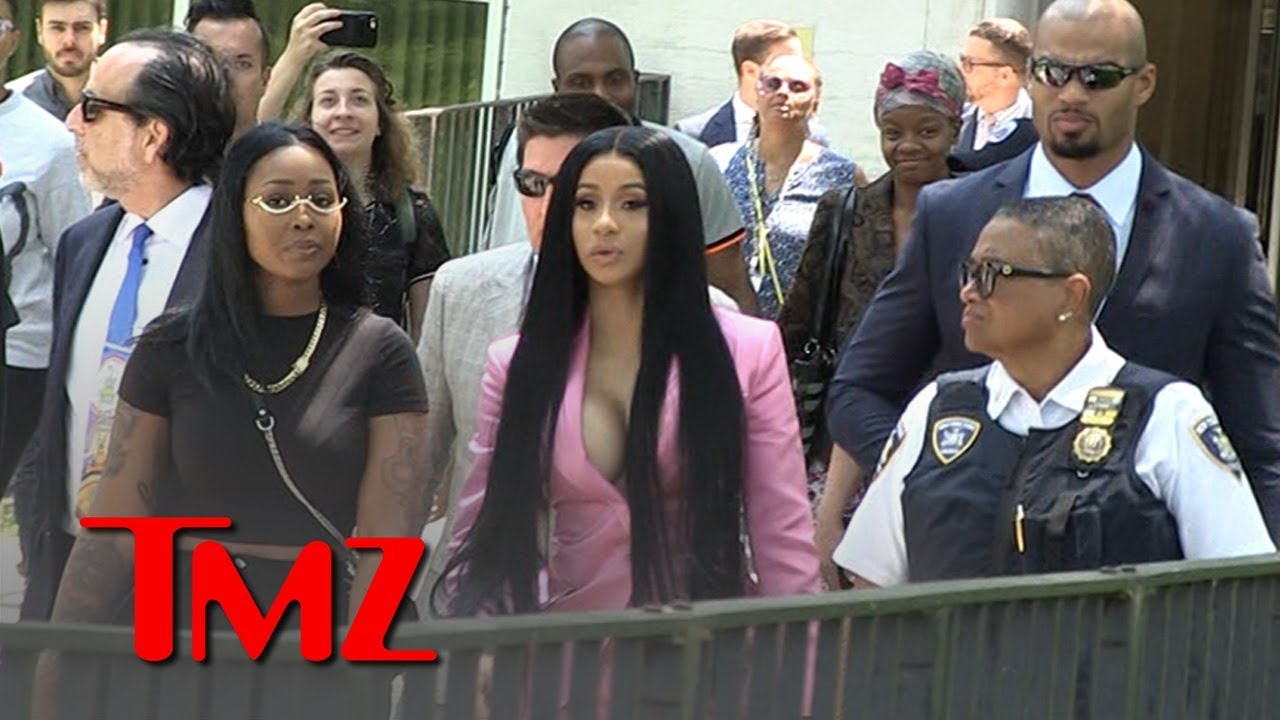 Cardi B Back in Court, Possibly Facing Stiffer Charge in Strip Club Attack | TMZ 5
