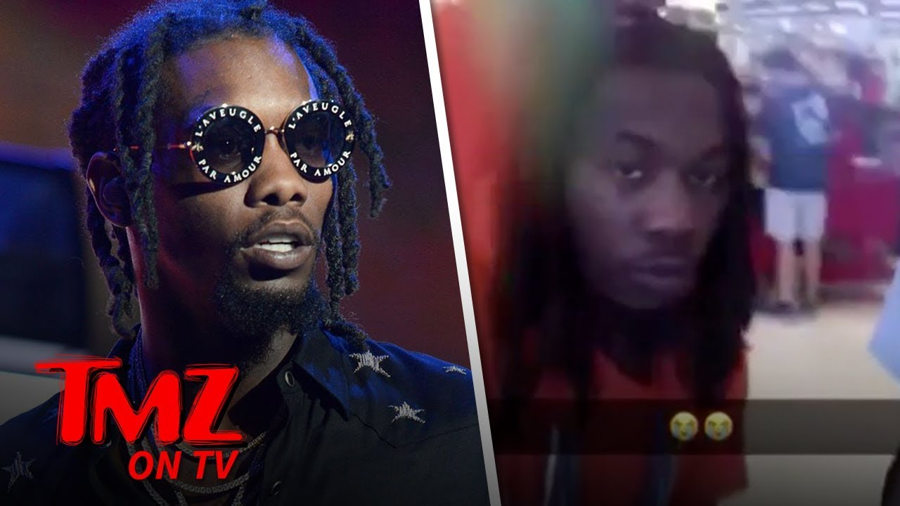 Offset Now a Wanted Man After Felony Arrest Warrant Issued | TMZ TV 4