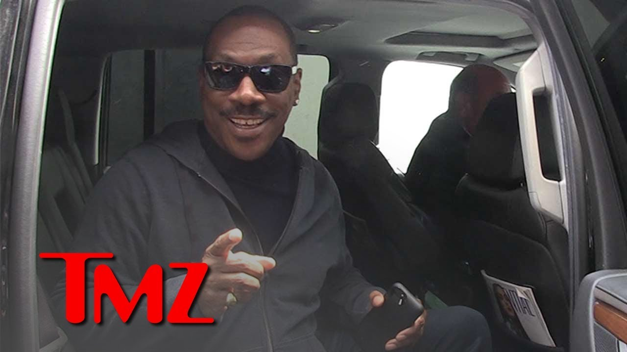 Eddie Murphy's Eyeing Michael Blackson for 'Coming to America' Sequel | TMZ 4