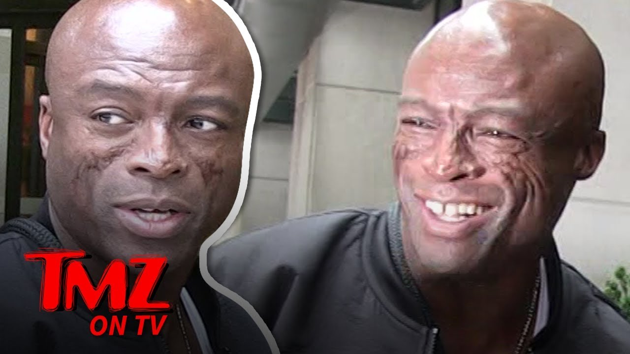 Seal Reveals His Favorite Artists Of All Time | TMZ TV 2