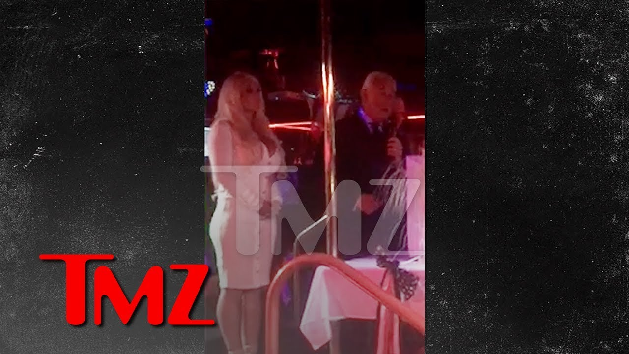 Roger Stone Makes Strip Club Appearance to Raise Cash for Defense | TMZ 2