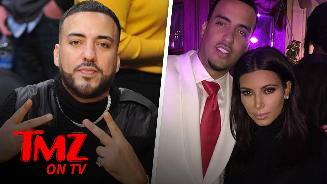 French Montana Says Kim's Gonna Be A Great Lawyer | TMZ TV 3