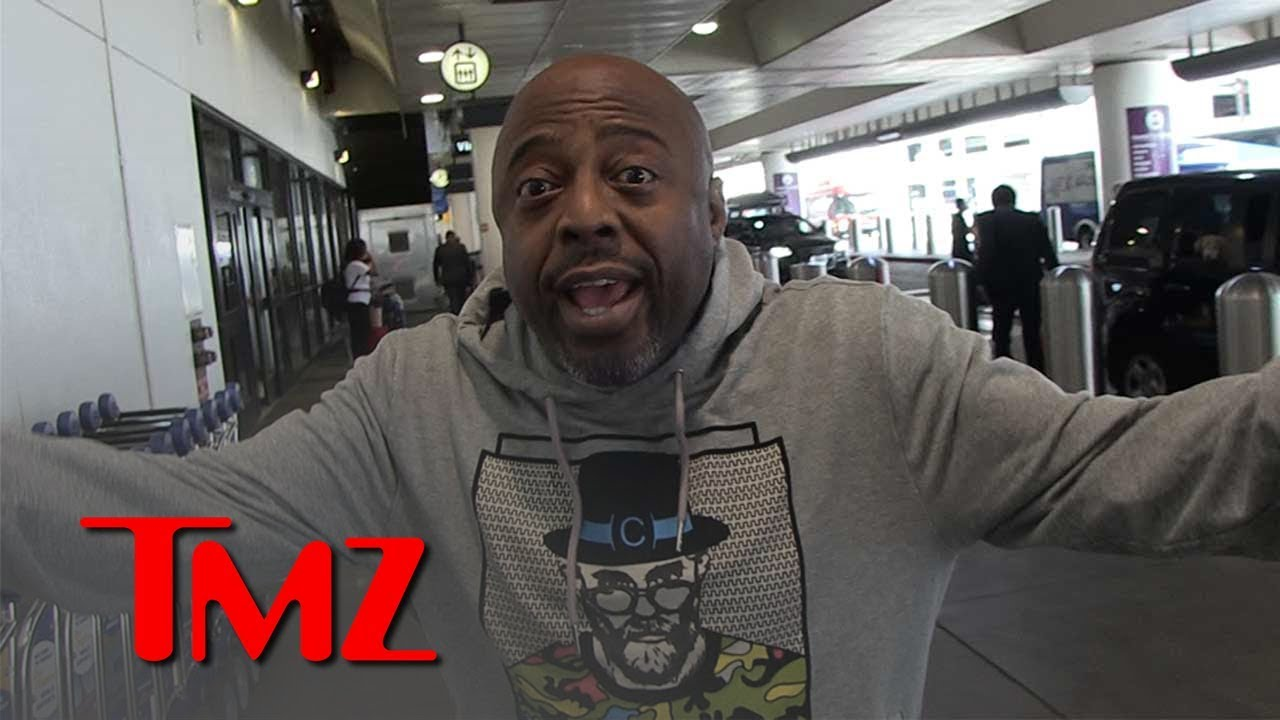 Donnell Rawlings Gives Pete Davidson Advice After Spat with Comedy Club | TMZ 4