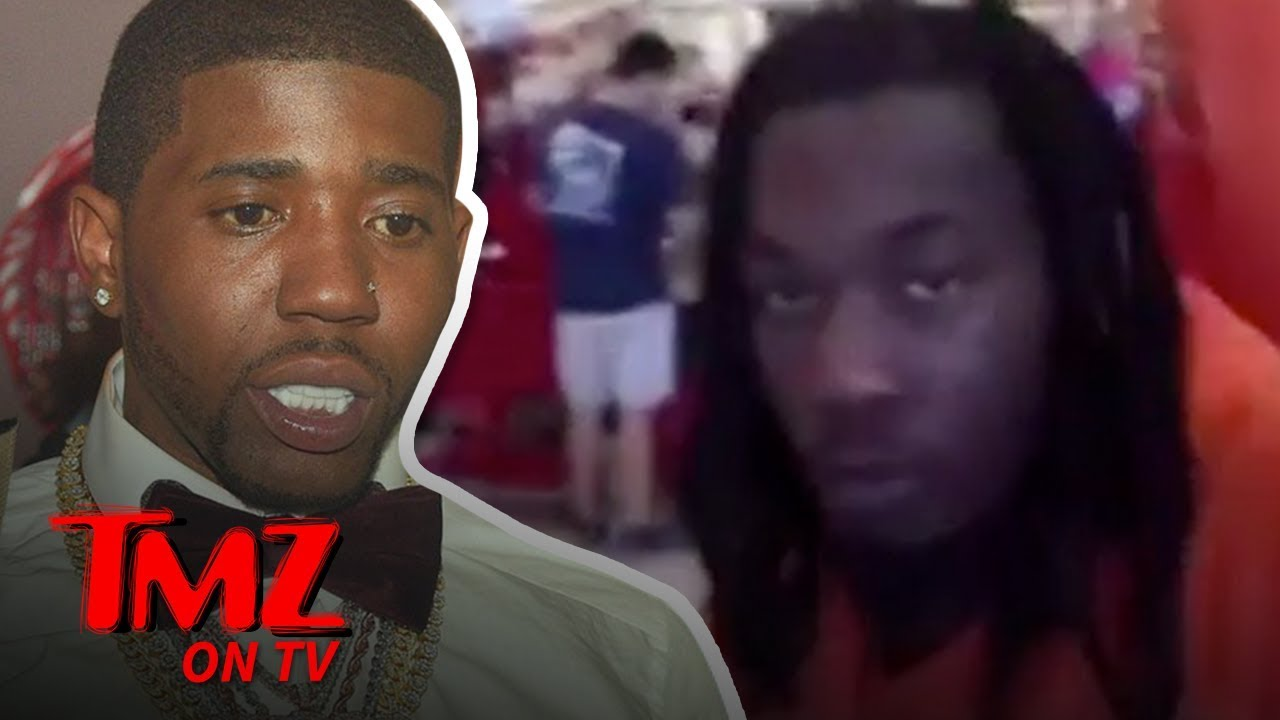 YFN Lucci Has Some Advice For Migos' Offset | TMZ TV 4
